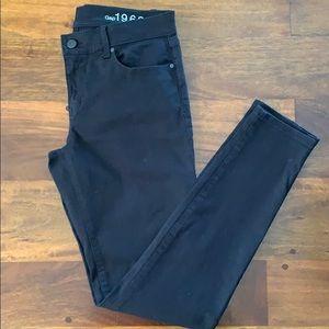 Gap 1969 Legging Jean - Black